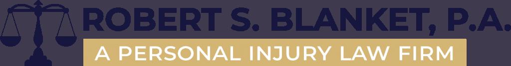 Robert S. Blanket Logo
